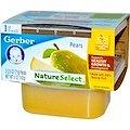 Gerber, NatureSelect, 1段甜薯泥 2盒装 每盒 71 g