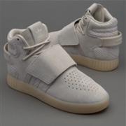 Adidas 阿迪达斯 三叶草Tubular Invader 大童运动鞋 成人可穿