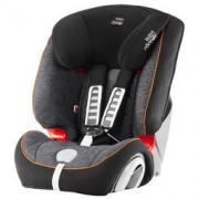 Britax 宝得适 儿童汽车安全座椅 超级百变王 9个月-12岁 大理石黑