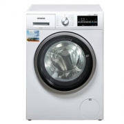 SIEMENS 西门子 XQG80-WD12G4C01W 滚筒洗衣机 8kg 白色