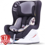 SAVILE 猫头鹰 汽车儿童安全座椅 0-4岁 赫敏Q 黑骑士