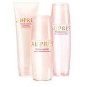 AUPRES 欧珀莱 均衡保湿系列滋润型基础护理3件套(洁面125g+水150ml+乳100ml)