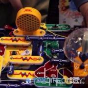 Elenco SCS-185 乐光电路积木玩具 Prime会员免费直邮含税
