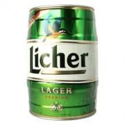 Licher 力兹堡 啤酒 桶装 5L
