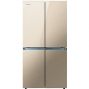 KONKA 康佳 BCD-401BX4S 十字对开门冰箱 401升