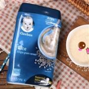 Gerber 嘉宝 非转基因婴幼儿大米米粉 1段 454gx6包Prime会员免费直邮到手约263元