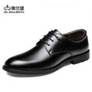奥兰堡  男士商务皮鞋
