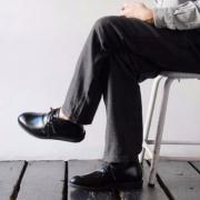 STP:限尺码,Red Wing 红翼 男士3孔系带真皮牛津靴 Factory 2nds版 新低$75