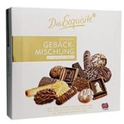 凑单品!Das Exquisite 十五种精选美味巧克力饼干 500g