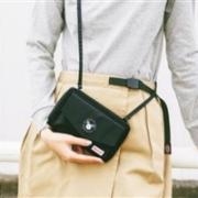 日本时尚杂志 mini 4月刊 附录赠送 米奇多功能小包