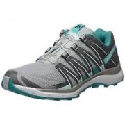 Salomon 萨洛蒙 女 越野跑鞋 XA LITE W Quarry/Quiet Shade/Deep Peaco L39330900