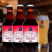 限Plus会员,比利时进口 Keizerrijk 布雷帝国玫瑰色啤酒330ML*6瓶*2件