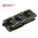 华硕 猛禽ROG-STRIX-GeForce RTX 2060-O6G-GAMING 1365-1860MHz 14000MHz游戏电竞显卡6G
