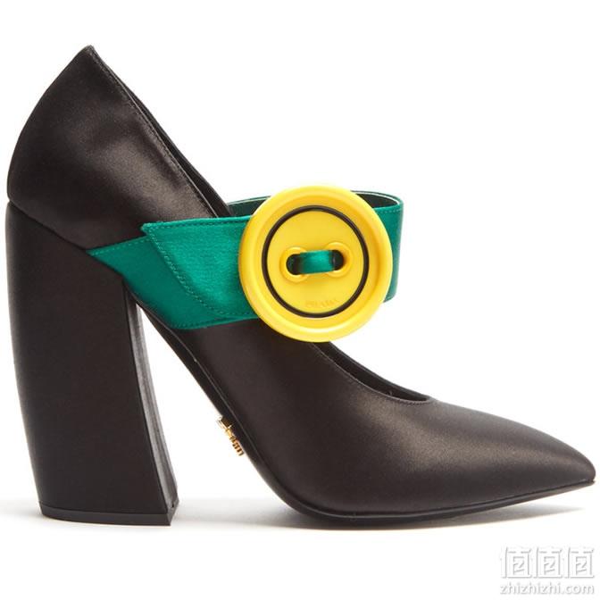 Prada玛丽珍鞋