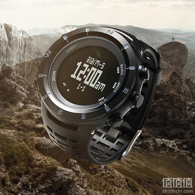 宜准登山手表