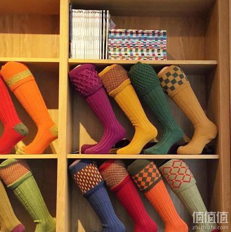 Gammarelli羊毛袜