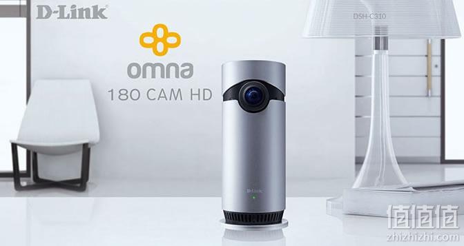D-Link家用监控摄像头