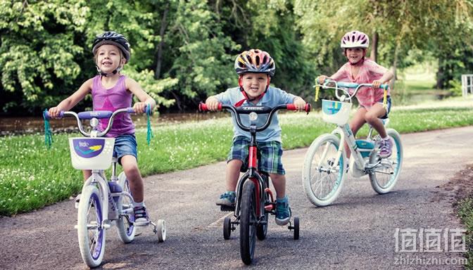 TREK儿童自行车