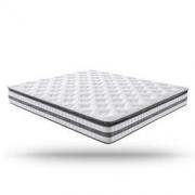SLEEMON 喜临门 雅典娜 3CM乳胶独立弹簧床垫 180*200*260cm