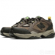 New Balance 新百伦 627系列 男士真皮钢头工装鞋MID627O $25.89