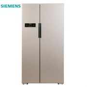 SIEMENS 西门子 BCD-610W(KA92NV03TI) 对开门冰箱 610L