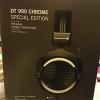 beyerdynamic 拜亚动力 DT990 头戴式耳机 600欧姆 Chrome特别版特价$149.99,转运到手约1040元