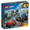 LEGO 乐高  城市组 5岁-12岁 山地追击 60172 积木279元包邮