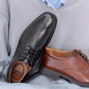 镇店之宝,Clarks 其乐 Tilden Plain 男士舒适牛津皮鞋 两色