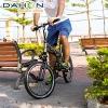 DAHON 大行 JP8 FAA083 折叠自行车入手体验