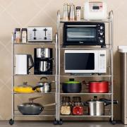 10款多功能厨房置物架推荐
