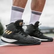 Adidas 阿迪达斯 D Rose 8 罗斯系列篮球鞋开箱与上脚测评