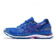 ASICS 亚瑟士 GEL-NIMBUS 19 女士跑鞋 蓝紫色/粉色/蓝色 37 B