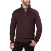 Calvin Klein 男士1/4拉毛链衫$13.54(约87元)
