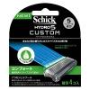 Schick 舒适 HYDRO 水次元5层刮胡刀开箱