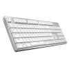 RAPOO 雷柏 MT700 多设备蓝牙机械键盘开箱试用