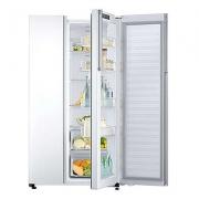 Samsung 三星 RH60J8132WW 627升蝶门对开门冰箱开箱
