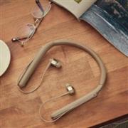 SONY索尼 WI-1000X 颈挂蓝牙入耳式耳机 银色款
