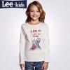 Lee 李牌 女童纯棉印花长袖T恤 多款¥29包邮