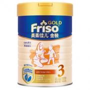 Friso 美素佳儿 金装 婴幼儿配方奶粉 3段 900g *3件415元包邮