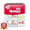 HUGGIES 好奇 银装 婴儿湿巾 80片 3包 *2件33.5元