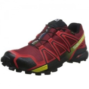 SALOMON 萨洛蒙 SPEEDCROSS 4 GTX 男式越野跑鞋*3 *3件