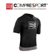 PLUS会员: COMPRESSPORT TRAINING 瑞士 运动员训练T恤