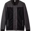XS码!Calvin Klein Contrast男夹克$33.13(折¥212.03) 9.5折