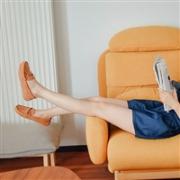 网易严选 女士休闲一脚蹬豆豆鞋 2色秒杀价¥159包邮