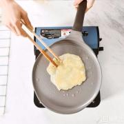 网易严选 Ecolon不粘煎饼盘26cm 2色秒杀价¥65