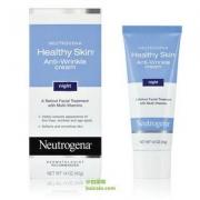 Neutrogena 露得清 健康肌肤A醇抗皱晚霜 40g Prime会员凑单免费直邮