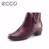 ECCO 爱步 女士 Touch 35正装粗跟短靴 $76.5到手¥610