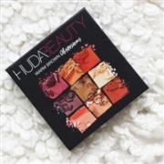 Huda Beauty枫叶色系眼影盘 Warm Brown Obsessions