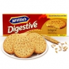 Mcvitie's 麦维他 高纤全麦粗粮酥性消化饼干400g*10件99元包邮(合9.9元/件)