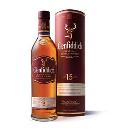 Glenfiddich 格兰菲迪 15年 苏格兰达夫镇单一麦芽威士忌 700ml *3件 +凑单品